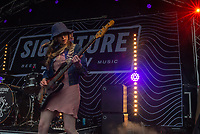 Chubby and the Gang  live at the  Bigfoot Festival   Ragley Hall Warwickshire one of the first festivals to open successfully in 2021,photo by Mark Anton Smith
