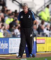 Photo: Rich Eaton.<br /> <br /> Derby County v Birmingham City. Coca Cola Championship. 21/10/2006. manager of Birmingham City Steve Bruce