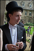 TOM PROCTOR, The Tercentenary Ball, Worcester College. Oxford. 27 June 2014