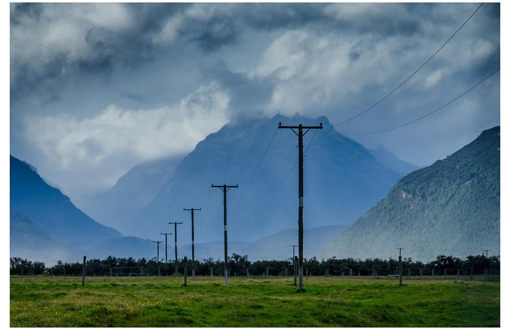 Kinloch, Glenorchy, Otago.