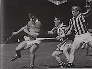 "Action from the 1971 All-Ireland Final with ""Babs"" Keating, ""Fan"" Larkin and Pat Henderson."