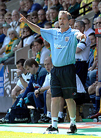 Photo: Ashley Pickering.<br /> Norwich City v Southampton. Coca Cola Championship. 28/04/2007.<br /> Southampton manager George Burley