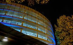 The multi-storey car park in the Place des Carmes, Toulouse, France<br /> <br /> (c) Andrew Wilson | Edinburgh Elite media