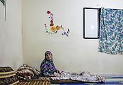 Palestinian Refugee in Nahr al-Bared camp, Lebanon.