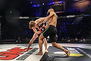 MMA: German MMA Championship, GMC, Hamburg, 07.01.207<br /> Ömer Solmaz (Gym Ardalan) - Mike Engel (Hammer Gym, Team Ivory MMA)<br /> © Torsten Helmke