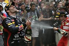 Mark Webber Wins Monaco F1 Grand Prix
