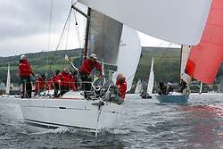 25th Anniversary of Kip Regatta<br /> <br /> - Yachting<br /> <br /> Zephyr , a First 40 in Class 1 with Stevie Cowie and Ian Budgen