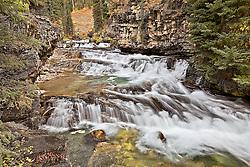 Granite Creek Cascade, Bondurant  Wyoming