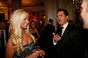 CHANTALLE HOUGHTON AND JIMMY CARR, 17th Annual Book Awards, hosted by richard and Judy. grosvenor House. London. 29 March 2006. ONE TIME USE ONLY - DO NOT ARCHIVE  © Copyright Photograph by Dafydd Jones 66 Stockwell Park Rd. London SW9 0DA Tel 020 7733 0108 www.dafjones.com
