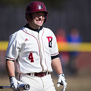 Bates hosts Colby on April 8, 2018.  Colby would defeat Bates 4-1