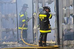 Bartlett Green House Fire