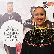 Africa Fashion Week London - Exhibition