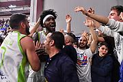 Team Banco di Sardegna Dinamo Sassari, Commando Ultra' Dinamo<br /> Banco di Sardegna Dinamo Sassari - Unet Hapoel Holon<br /> Fiba Europe Cup 2018-2019 Semifinale Gara Ritorno<br /> Sassari, 17/04/2019<br /> Foto L.Canu / Ciamillo-Castoria