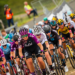 WIJSTER (NED) June 19: <br /> CYCLING <br /> Dutch Nationals Road WOMEN up and around the Col du VAM<br /> Pauliena Rooijakkers (Netherlands / CCC Liv)