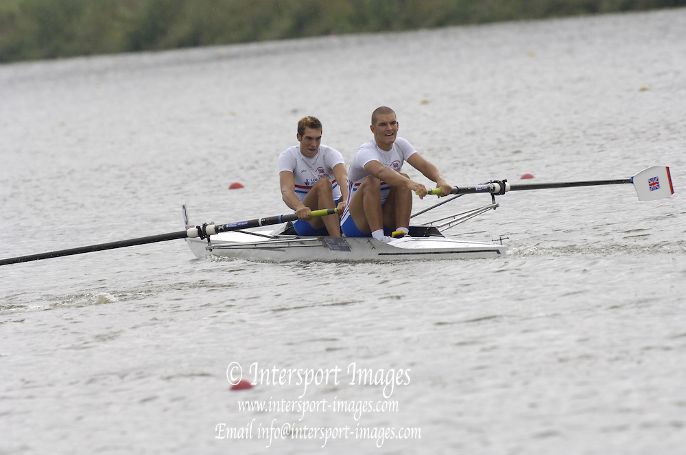 2006, FISA Juniors, Bosbaan, Amsterdam, THE NETHERLANDS, Friday 04.08.2006. Peter Spurrier/Intersport Images, email images@intersport-images.com.[Mandatory Credit Peter Spurrier/ Intersport Images] Rowing Course: Bosbaan Rowing Course, Amsterdam, NETHERLANDS