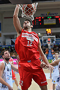 TRENTO 15 NOVEMBRE  2015<br /> Basket campionato serie A12013/2014<br /> Dolomiti Energia Trento Openjobmetis Varese<br /> Nella Foto Luca Campani Openjobmetis Varese<br /> Foto Ciamillo