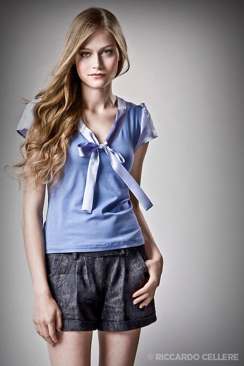 Fashion photography. 2008.