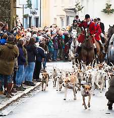 Mid Devon Hunt 26th December 2019