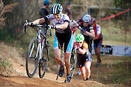02 December 2012: Cyclocross race in Seranbe, GA. ©2012 Brett Wilhelm