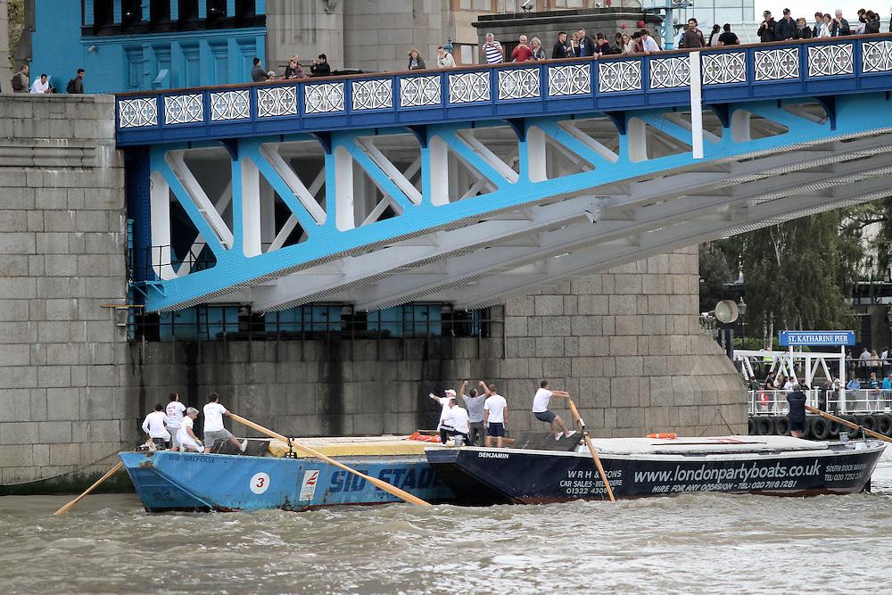 Thames Revival at St Katherine Docks, London
