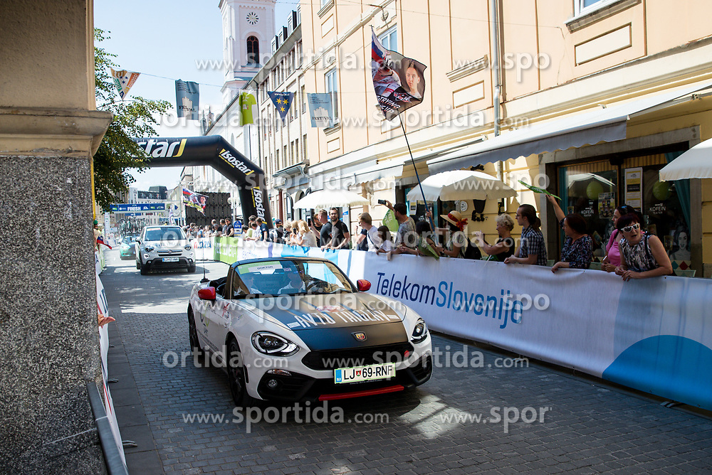 Doctor during 2nd Stage of 26th Tour of Slovenia 2019 cycling race between Maribor and Celje (146,3 km), on June 20, 2019 in Slovenia.. Photo by Matic Klansek Velej / Sportida