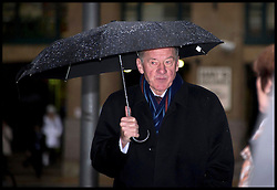 Milan Mandaric arriving at Southwark Crown Court for the Tottenham Hotspur manager Harry Redknapp Tax evastion case. Mr Redknapp is faces charges of Tax Evasion dating back to between 2002 and 2004, when he was the Portmouth's manager. According to reports payments were made to Mr Redknapp's Monaco bank account in the name of his dog Rosie. Photo By i-images