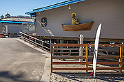 The Fisherman's Restaurant and Bar at the San Clemente Pier