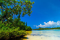 Mou Beach, Lifou (island), Loyalty Islands, New Caledonia