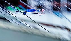 31.12.2016, Olympiaschanze, Garmisch Partenkirchen, GER, FIS Weltcup Ski Sprung, Vierschanzentournee, Garmisch Partenkirchen, Qualifikation, im Bild Manuel Fettner (AUT) // Manuel Fettner of Austria during his Qualification Jump for the Four Hills Tournament of FIS Ski Jumping World Cup at the Olympiaschanze in Garmisch Partenkirchen, Germany on 2016/12/31. EXPA Pictures © 2016, PhotoCredit: EXPA/ JFK