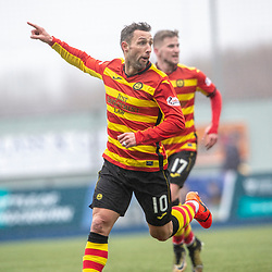 Falkirk 1 v 1 Partick Thistle, Scottish Championship 16/3/2019