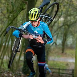 OLDENZAAL (NED) wielrennen<br />Milan Ziemerink