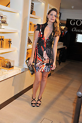 MISCHA BARTON at a party to launch the Godiva Chocolate Cafe at Harrods, London held on 24th May 2012.