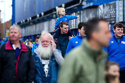 Everton fans arrive at Goodison Park - Mandatory by-line: Robbie Stephenson/JMP - 01/09/2019 - FOOTBALL - Goodison Park - Liverpool, England - Everton v Wolverhampton Wanderers - Premier League