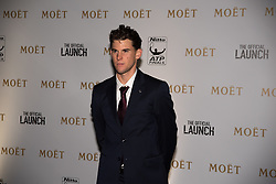November 9, 2017 - London, England, United Kingdom - Dominic Thiem of Austria arrives at The Official Launch for ATP Finals held at the Tower of London prior to the start of ATP World Tour Finals Tennis at O2 Arena, London on November 9, 2017. (Credit Image: © Alberto Pezzali/NurPhoto via ZUMA Press)