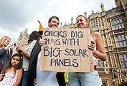 BRITAIN - People's Climate March, London