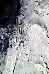 Yosemite Cliff Face