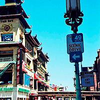Scenic Drive, Chinatown