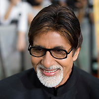 SHEFFIELD, UNITED KINGDOM - 9th June 2007: Bollywood legend Amitabh Bachchan at  International Indian Film Academy Awards (IIFAs) at the Sheffield Hallam Arena on June 9, 2007 in Sheffield, England.