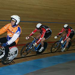 APELDOORN NK Baanwielrennen 2008-2009<br />Keirin