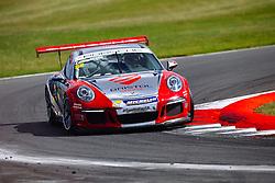 Dino Zamparelli | Bristol Sport Racing | #88 Porsche 911 GT3 Cup Car | Porsche Carrera Cup GB | Qualifying - Mandatory byline: Rogan Thomson/JMP - 07966 386802 - 08/08/2015 - MOTORSPORT - Snetterton Circuit - Norwich, England - BTCC Meeting Day 1.