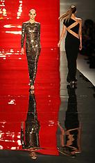 Reem Acra show at New York Fashion Week A/W 2012