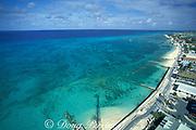 west shoreline of Grand Turk <br /> by Cockburn Town, Grand Turk<br /> Turks & Caicos Islands<br /> ( Western Atlantic Ocean )