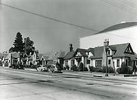 1937 Chaplin Studios on La Brea Ave.