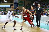 Jeremy Leloup  - 20.06.2015 - Limoges / Strasbourg - Finale Pro A<br /> Photo : Manuel Blondeau / Icon Sport