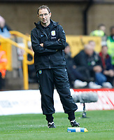 Photo: Steve Bond/Richard Lane Photography. Wolverhampton Wanderers v Aston Villa. Barclays Premiership 2009/10. 24/10/2009. Martin O'Neill looks on