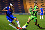 Colchester United v Forest Green Rovers 201020