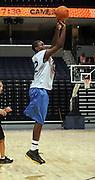 WF Jordan Hamilton (Los Angeles, CA / Dorsey) shoots the ball during the NBA Top 100 Camp held Thursday June 21, 2007 at the John Paul Jones arena in Charlottesville, Va. (Photo/Andrew Shurtleff)