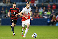 13 December 2015: Clemson's T.J. Casner. The Clemson University Tigers played the Stanford University Cardinal at Sporting Park in Kansas City, Kansas in the 2015 NCAA Division I Men's College Cup championship match. Stanford won the game 4-0.