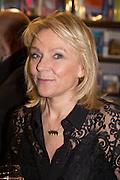 HELEN FIELDING, Allie Esiri's The Love Book launch party , Daunt Books <br /> 83 Marylebone High Street, London. 5 February 2014