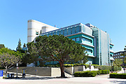 McGaugh Hall on the Campus of the University of California Irvine